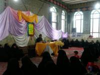 جشن بزرگ خواهران بسیجی فامنین و برگزاری جشنواره غذا در ایام دهه فجر